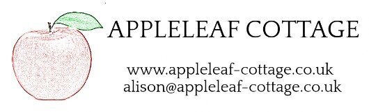 Appleleaf Logo with Web Address